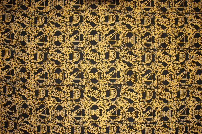Batik Kudus Motif Kretek
