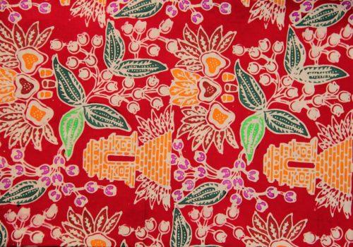 Batik Kudus Motif Air Tiga Rasa