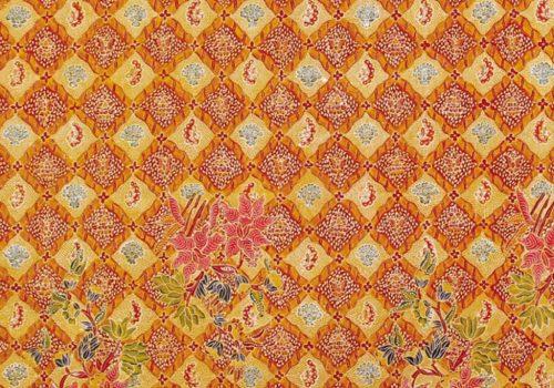 Batik Kudus Motif Kawung