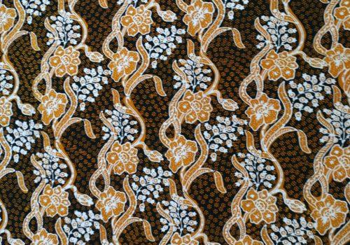 Batik Kudus Motif Parijotho