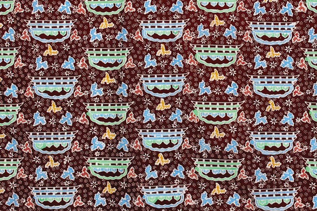 Batik Kudus Motif Kapal Kandas