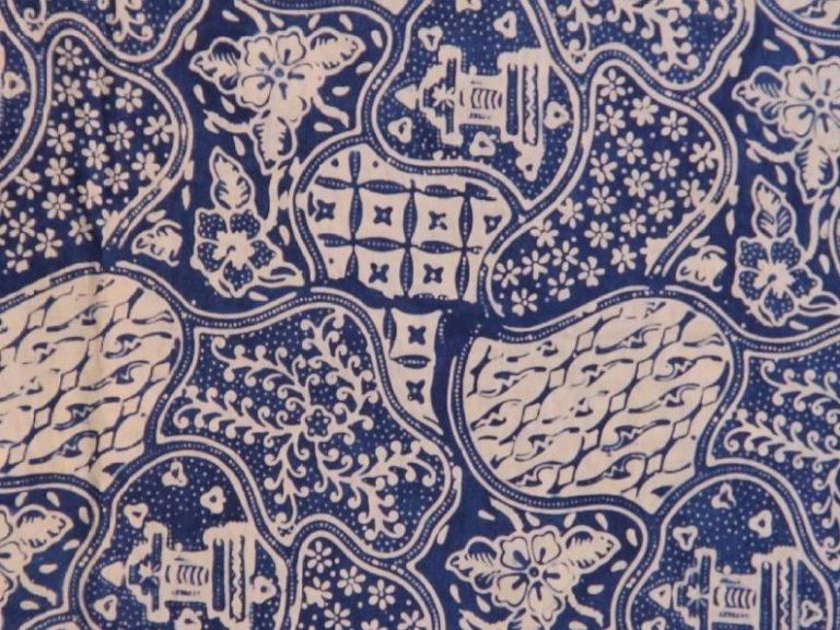 Batik Kudus Motif Sekar Jagad Menara